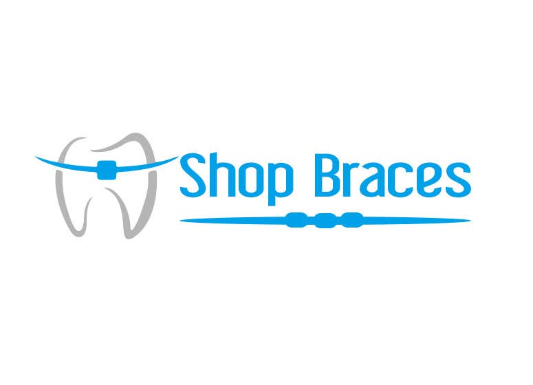 Contest Entry #84 for Design a Logo for shopbraces.co.uk
