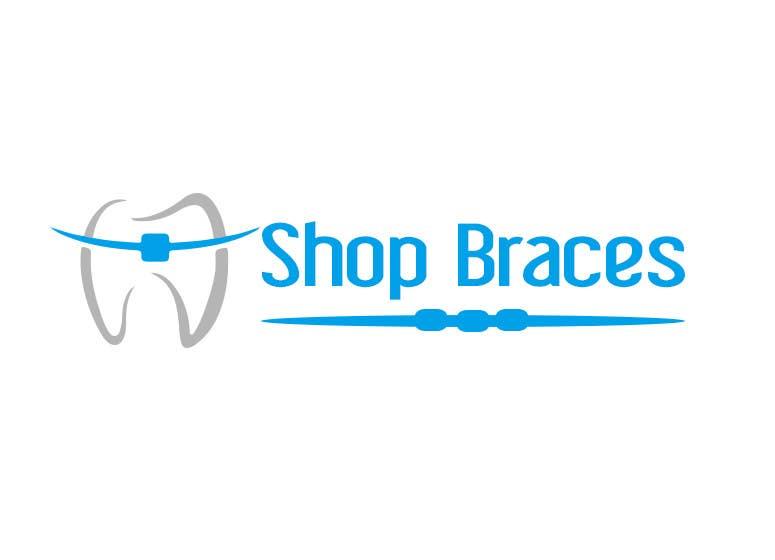 #84 for Design a Logo for shopbraces.co.uk by titif67