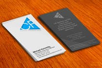 Contest Entry #16 for Design Business Cards and a logo for Capital Foundations an insurance advice business