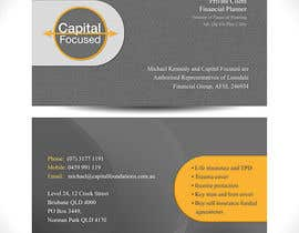 #13 cho Design Business Cards and a logo for Capital Foundations an insurance advice business bởi graphics15