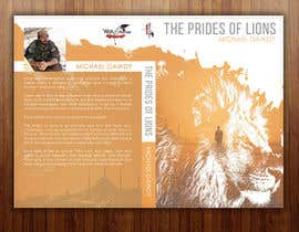 Nro 36 kilpailuun Book Cover Design - The Prides of Lions käyttäjältä ledinhan2596