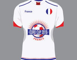 #4 for Create t-shirt design for Euro Cup 2016 by pixelart1