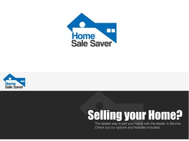 #3 para Design a Logo for Home Sale Saver por creativeartist06