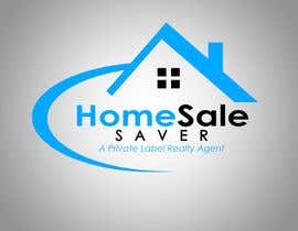 #19 untuk Design a Logo for Home Sale Saver oleh ultimated