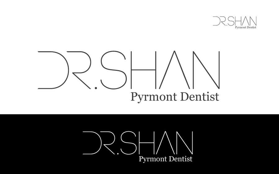 Kilpailutyö #16 kilpailussa Design a Logo for Dr Shan