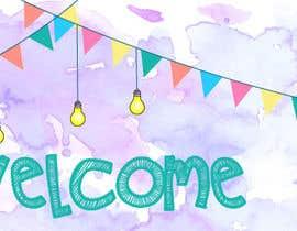 #8 untuk Childbook author website homepage illustration oleh milkatesmith