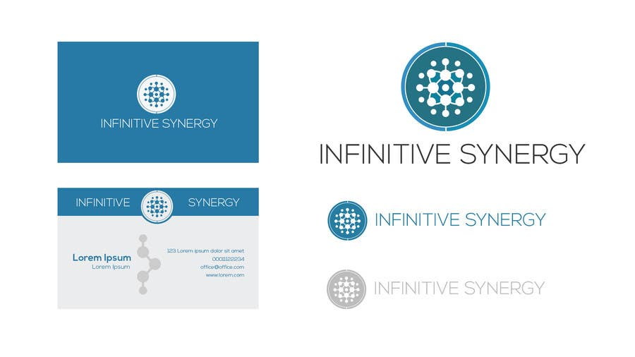 #92 for Design a Logo/Corporate Identity for INFINITIVE SYNERGY by vw7964356vw