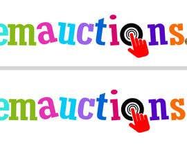 #13 for Design a auction website logo by ELDJ7