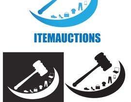 Nro 10 kilpailuun Design a auction website logo käyttäjältä sangwija