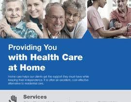 fanntick tarafından Leaflet advert for care agency için no 10