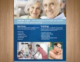 teAmGrafic tarafından Leaflet advert for care agency için no 6