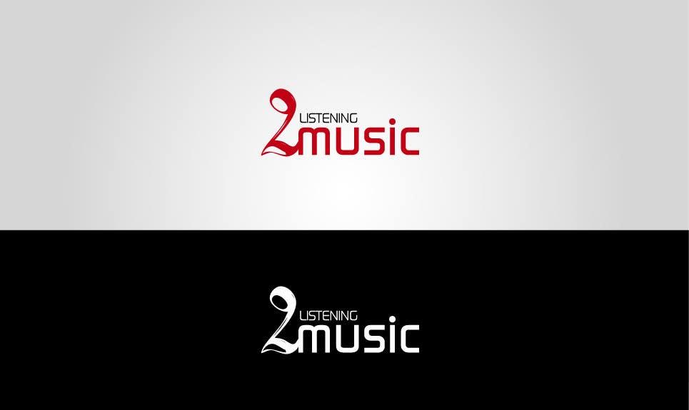 Bài tham dự cuộc thi #66 cho Logo Design for Listening to music