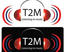 #138 pentru Logo Design for Listening to music de către smnminhas