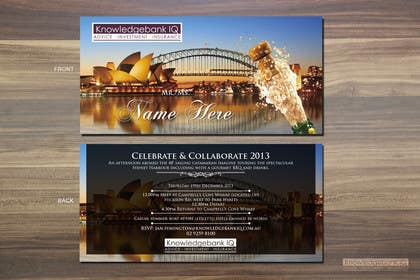 #12 for Design a DL Size invitation for End of Year Celebration by Mimi214