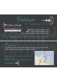 #3 for Design a DL Size invitation for End of Year Celebration by Nareshbud