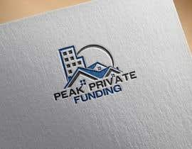 Nro 127 kilpailuun Peak Private Funding Logo käyttäjältä Junaidy88