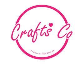 FathiAriardi tarafından Design a Logo - Crafts Co. by Mónica León için no 74