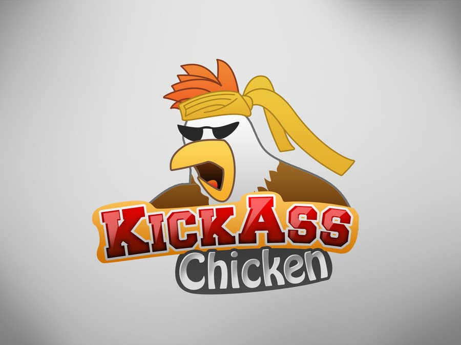 Contest Entry #                                        4                                      for                                         Design a Cool Logo for my chicken shop - repost