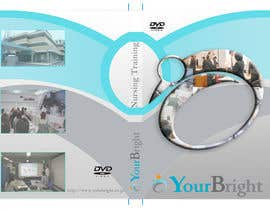 #33 for DVD case design by xufre