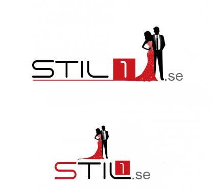 Kilpailutyö #47 kilpailussa Designa en logo for Stil1.se