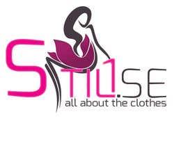 Nro 35 kilpailuun Designa en logo for Stil1.se käyttäjältä EjicDESIGN