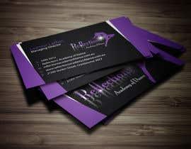Nro 83 kilpailuun Reflections Academy of Dance Business Card käyttäjältä ronysaha570