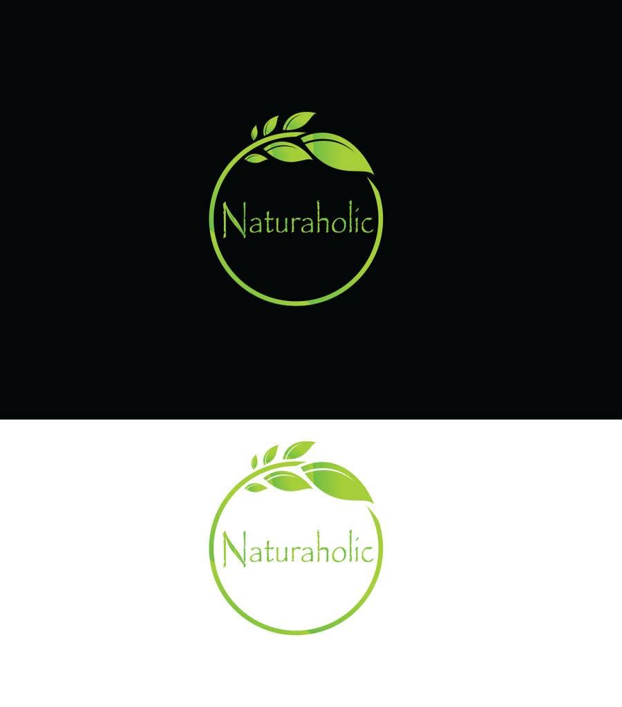Penyertaan Peraduan #                                        40                                      untuk                                         Logo Design for a Natural Blog and skincare line