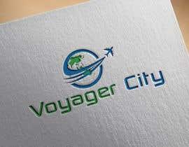 Nro 103 kilpailuun Design a Logo (Voyager City) käyttäjältä maskbabu01