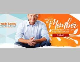 Nro 39 kilpailuun Design 4 website banners - Public Sector Professionals käyttäjältä ShineLine