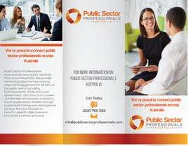 Nro 29 kilpailuun Design a Brochure ( DL & A4 format) - About Us - Public Sector Professionals käyttäjältä biplob36