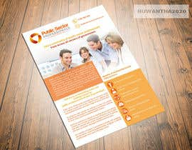 nuwantha2020 tarafından Design a Brochure ( DL & A4 format) - About Us - Public Sector Professionals için no 33
