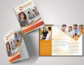 ayanchy2167 tarafından Design a Brochure ( DL & A4 format) - About Us - Public Sector Professionals için no 28