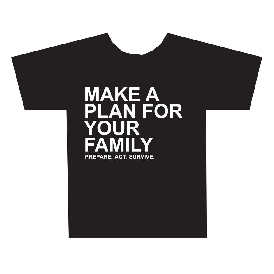 Penyertaan Peraduan #2 untuk Design a T-Shirt for NSW Bush Fire