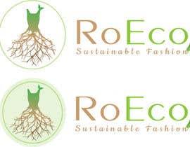"""Hadza tarafından design a logo for """"RoEco Fashion için no 50"""