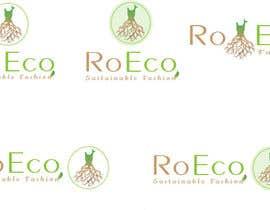 """Hadza tarafından design a logo for """"RoEco Fashion için no 57"""