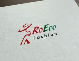"HaziqJaffary tarafından design a logo for ""RoEco Fashion için no 23"