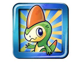 #26 cho Illustrate App Icon for Animon Game bởi elenabsl