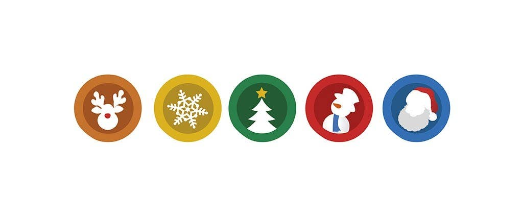 Contest Entry #                                        10                                      for                                         Design 5 Christmas Icons