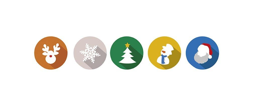 Contest Entry #                                        11                                      for                                         Design 5 Christmas Icons