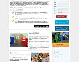 Nro 6 kilpailuun Landing page website design with 125 dollars follow up project for the winner! käyttäjältä webidea12