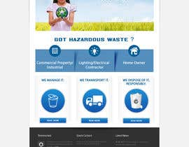 Nro 12 kilpailuun Landing page website design with 125 dollars follow up project for the winner! käyttäjältä gravitygraphics7
