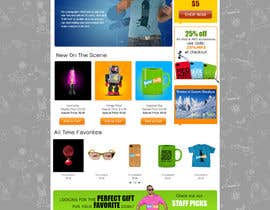 rohansharma90 tarafından Design a Website Mockup for deals website için no 4