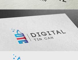 nº 32 pour Design a Logo for Digital Tin Can par himel302