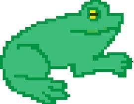 Nro 3 kilpailuun Create Pixelated 2D Game Character käyttäjältä vaipiturajh