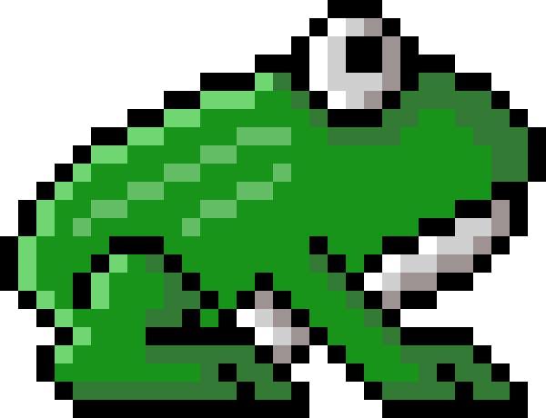 Kilpailutyö #5 kilpailussa Create Pixelated 2D Game Character