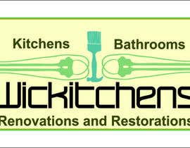 #20 para Design a Logo for Kitchen Remodeling Company por iliemitrea