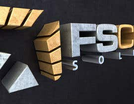 nº 56 pour Company name in 3D effect par slavsh