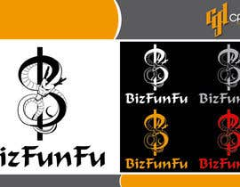 #10 for Design a Logo for BizFunFu Competition. af CasteloGD
