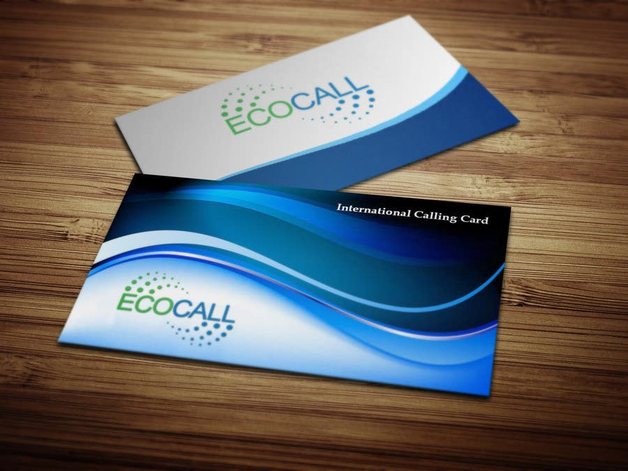 #13 for Prepaid Calling Card Design by SpecificMedia
