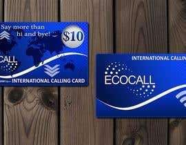 #19 for Prepaid Calling Card Design af Amila0330